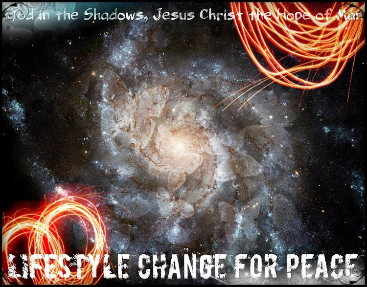 A Lifestyle Change for Peace