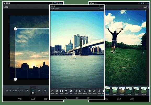 Aplikasi android untuk photography