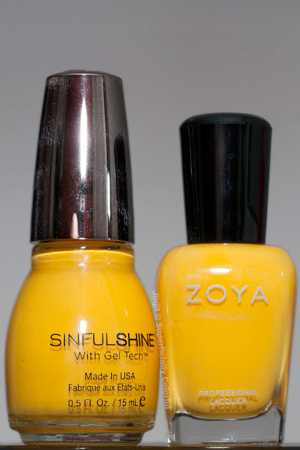 Sinful Shine Bananappeal Zoya Darcy