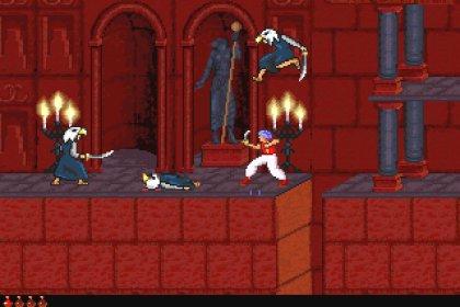 波斯王子2__Prince of Persia 2 (超任, 模擬器)