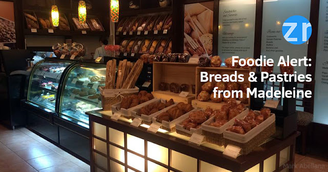 Foodie Alert: Breads & Pastries from Madeleine