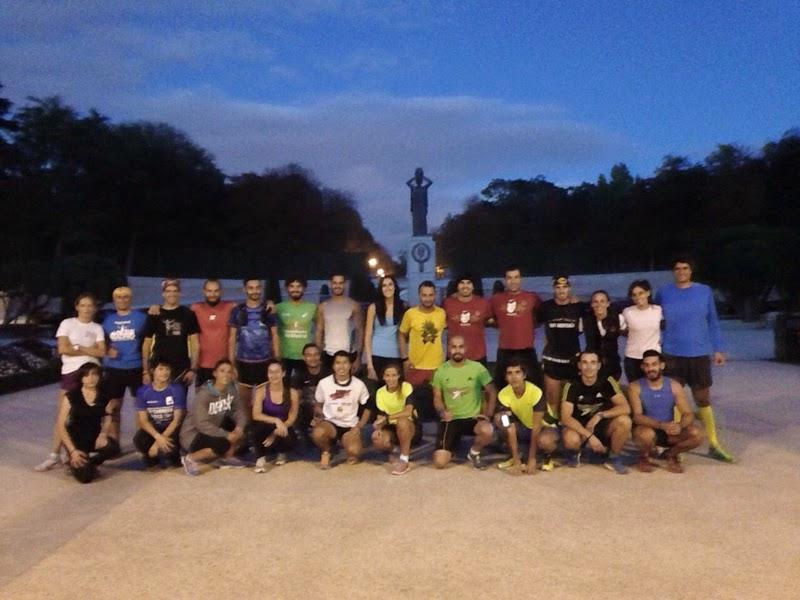un año runner