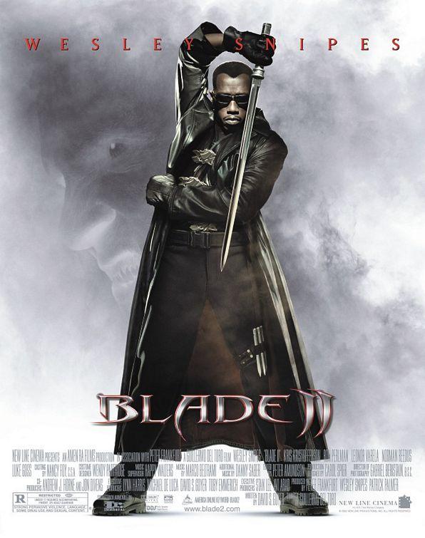 Blade 2: O Caçador de Vampiros Dublado