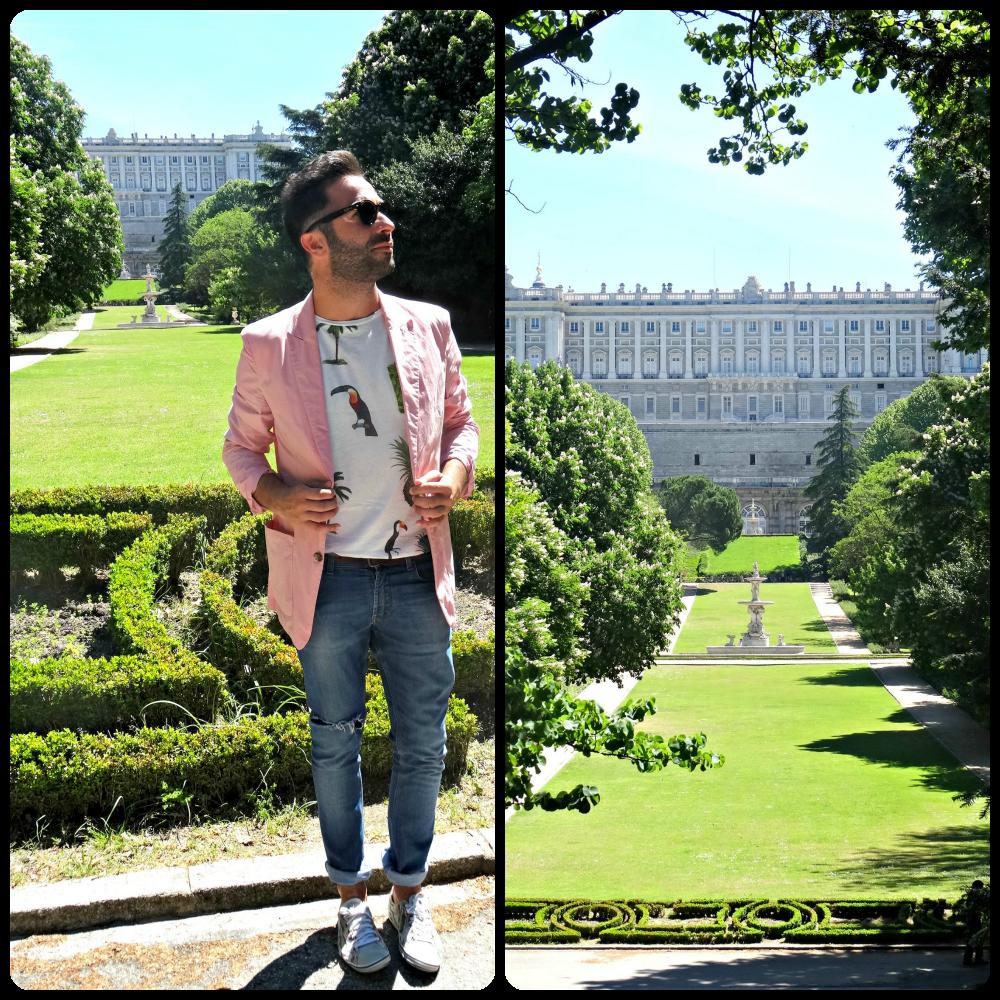 Javito cool moda masculina campo del moro for Jardines del moro