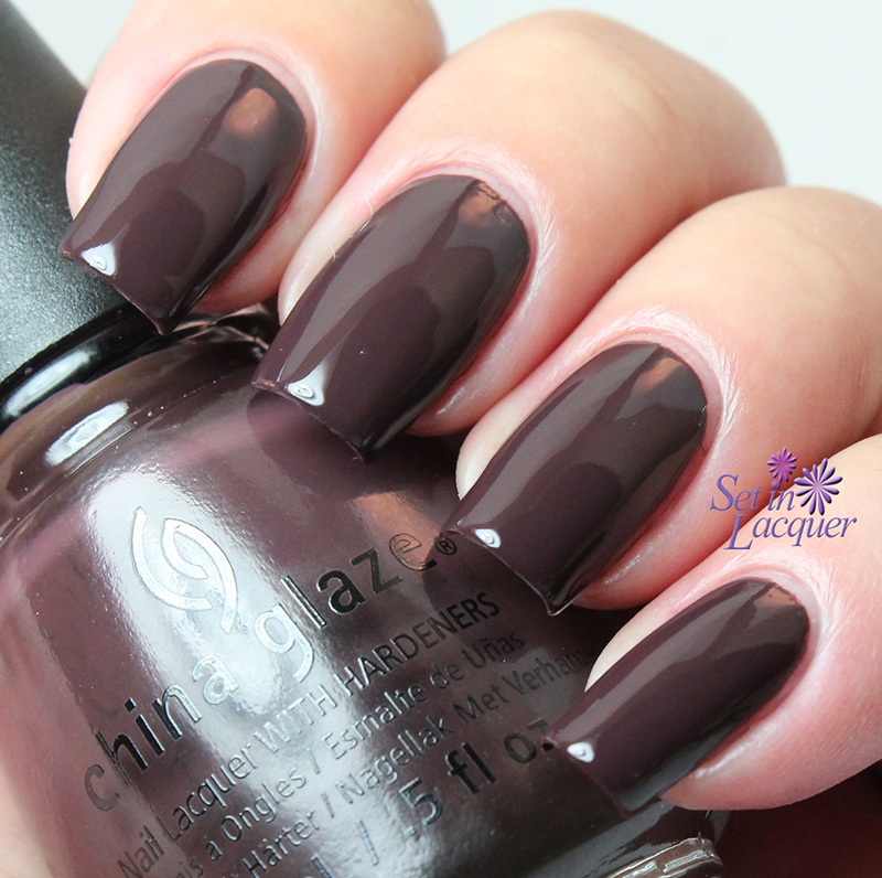 China Glaze - What Are You A-Freight Of?