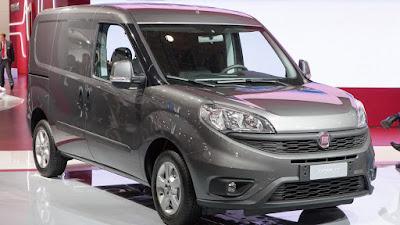 Το νέο επαγγελματικό Fiat Doblò