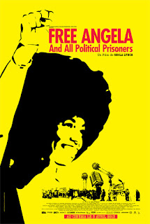 Affiche Free Angela biopic documentaire