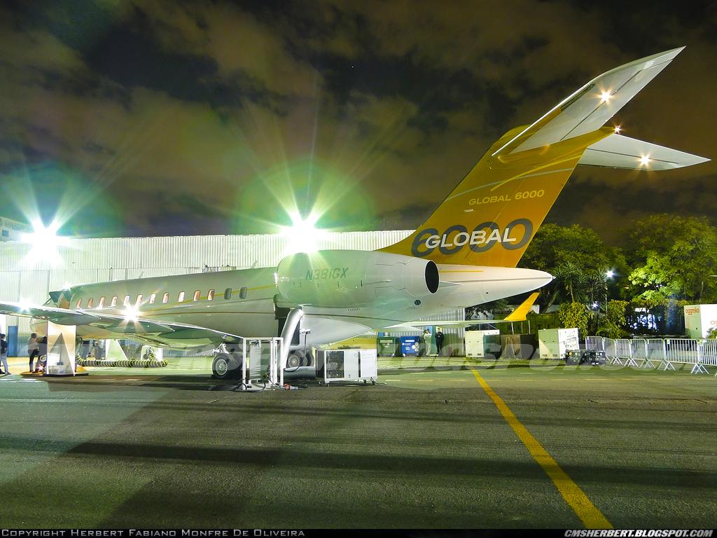 É MAIS QUE VOAR | Os 6 jatos que seduzem os bilionários brasileiros | Bombardier Global 6000