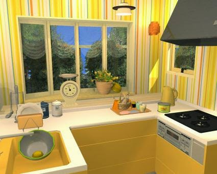 Fruit Kitchen Escape 4 Lemon Yellow Walkthrough