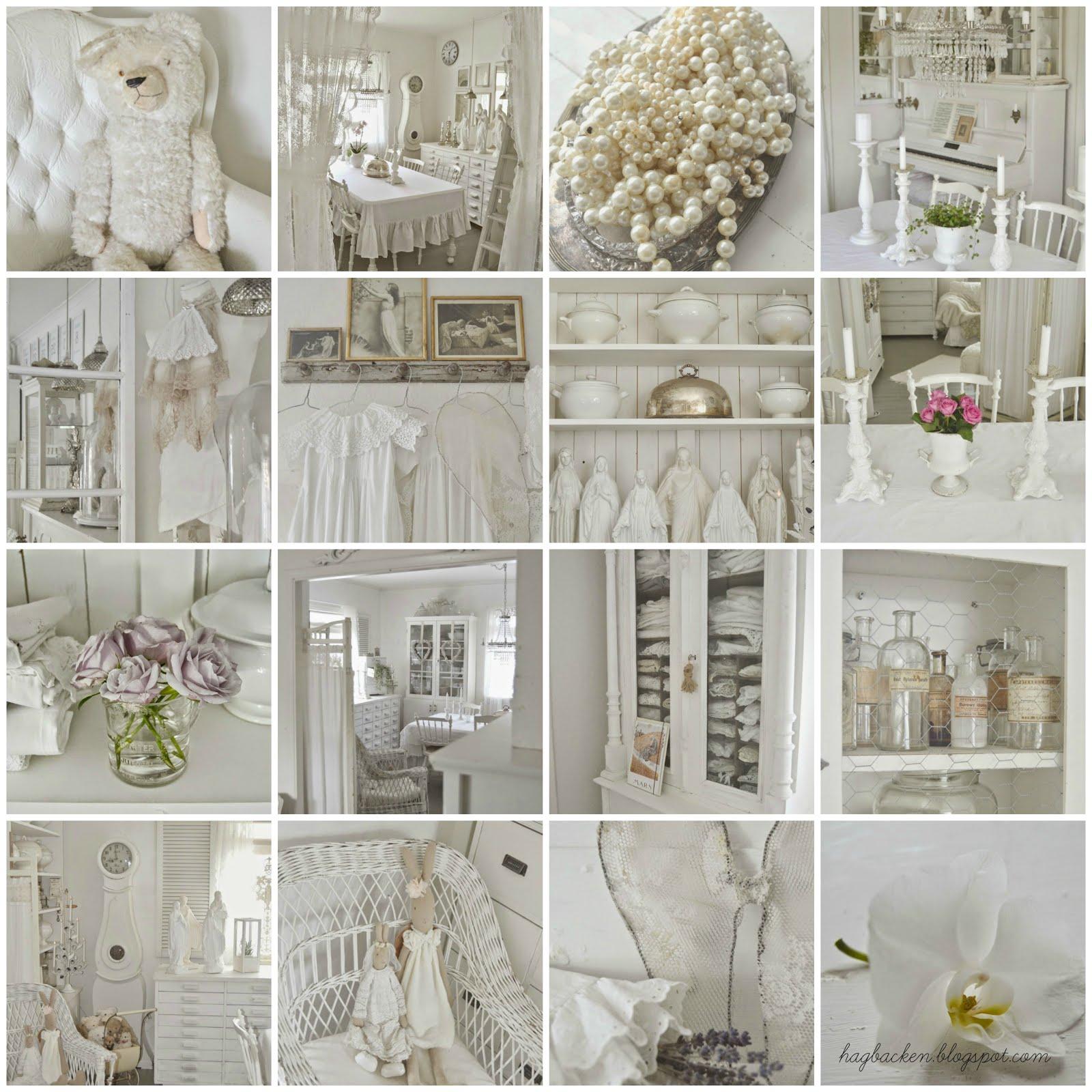 Collage från vårat hem