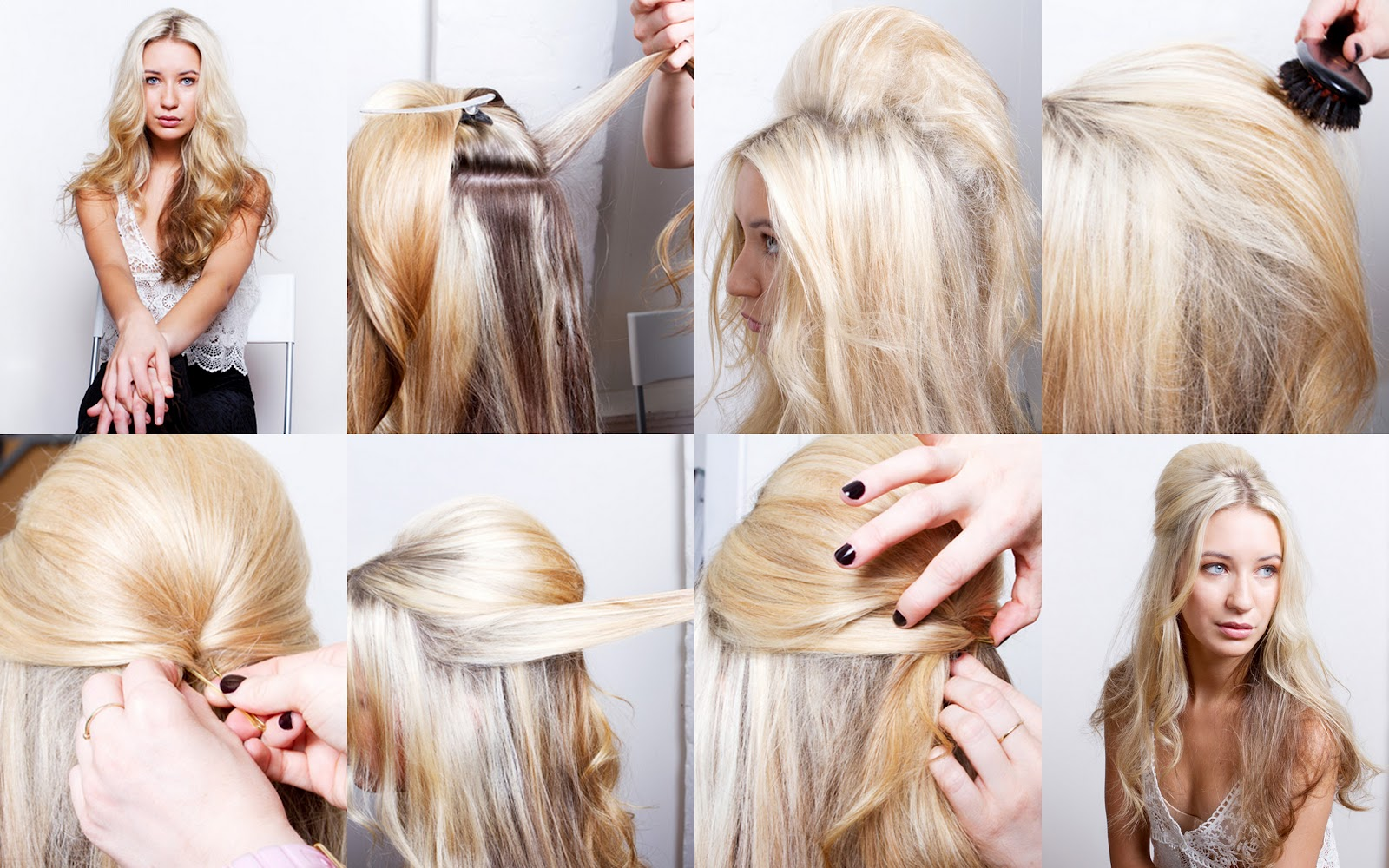 How To Make Easy Hairstyles