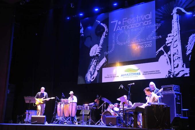 7° Festival Amazonas Jazz encerra apresentações com saldo positivo e a presença do quinteto de Eumir Deodato