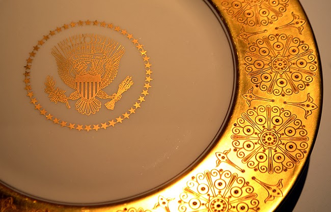 Diplomatic Patterns, Carter Center Museum