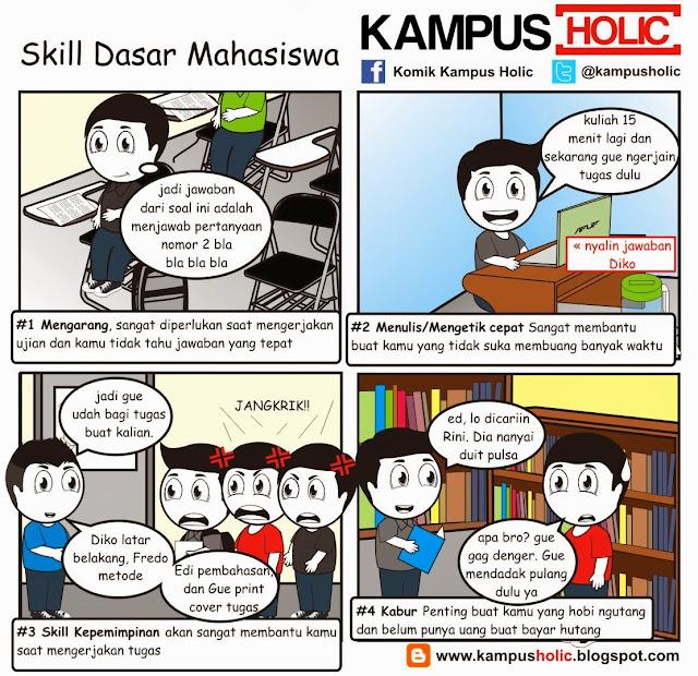 #356 Skill Dasar Mahasiswa