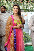 Hansika Motwani Photos at Durga movie launch-thumbnail-14