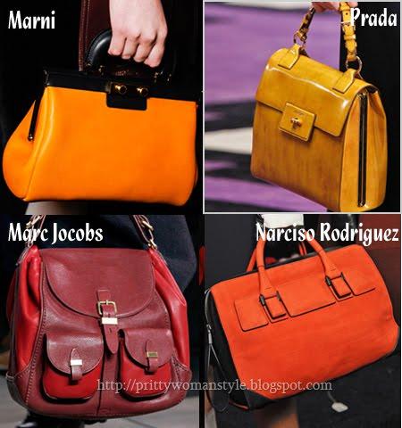 модерни ярки чанти