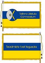 Tallinna Lilleküla Gümnaasiumi koolilipp