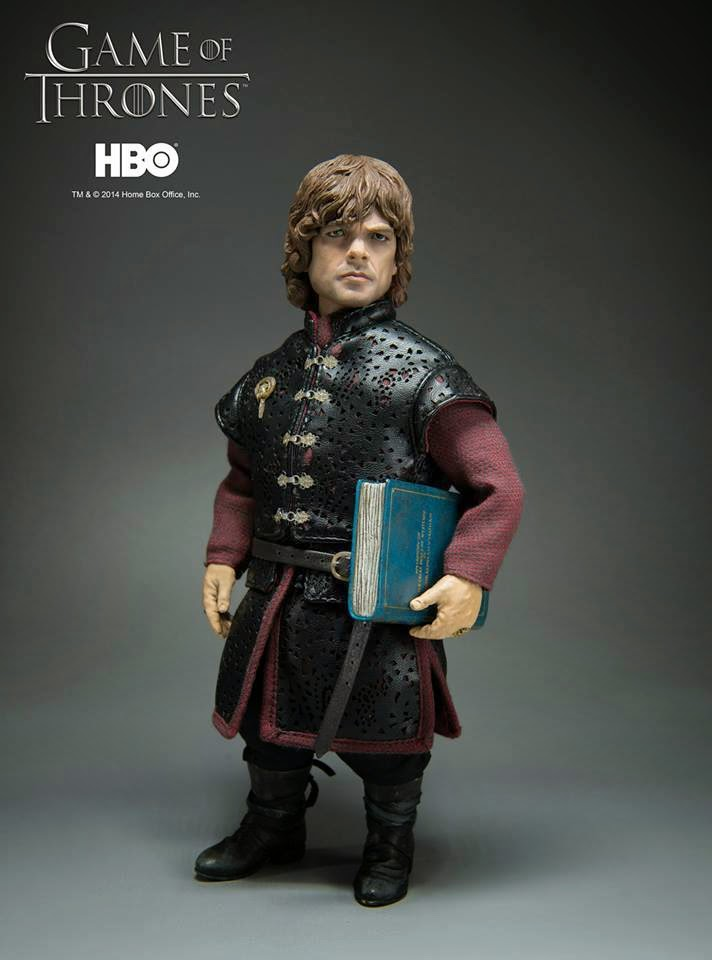 Game Of Thrones Toys : Onesixthscalepictures threezero game of thrones tyrion