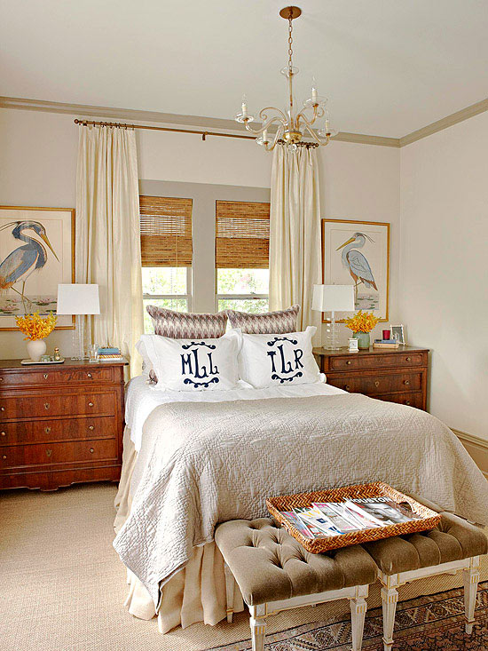 Comfortable Bedroom Decorating - Home Interior Concepts