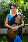 Sheena Shahabadi Latest Photos in saree-thumbnail-2