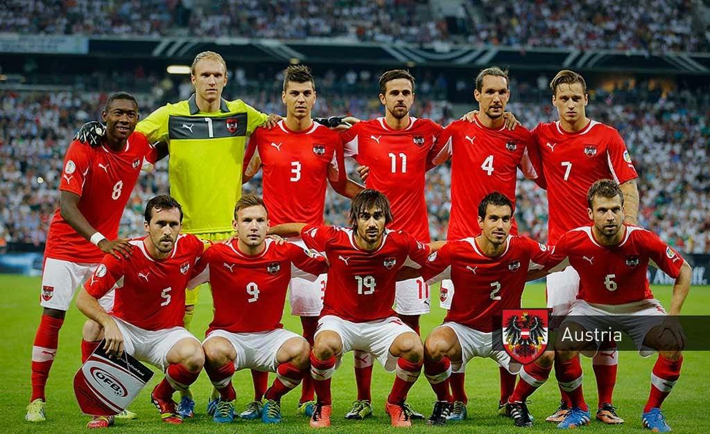 Национален отбор по футбол на Австрия