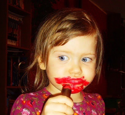 Trzeba uważać jak malować usta