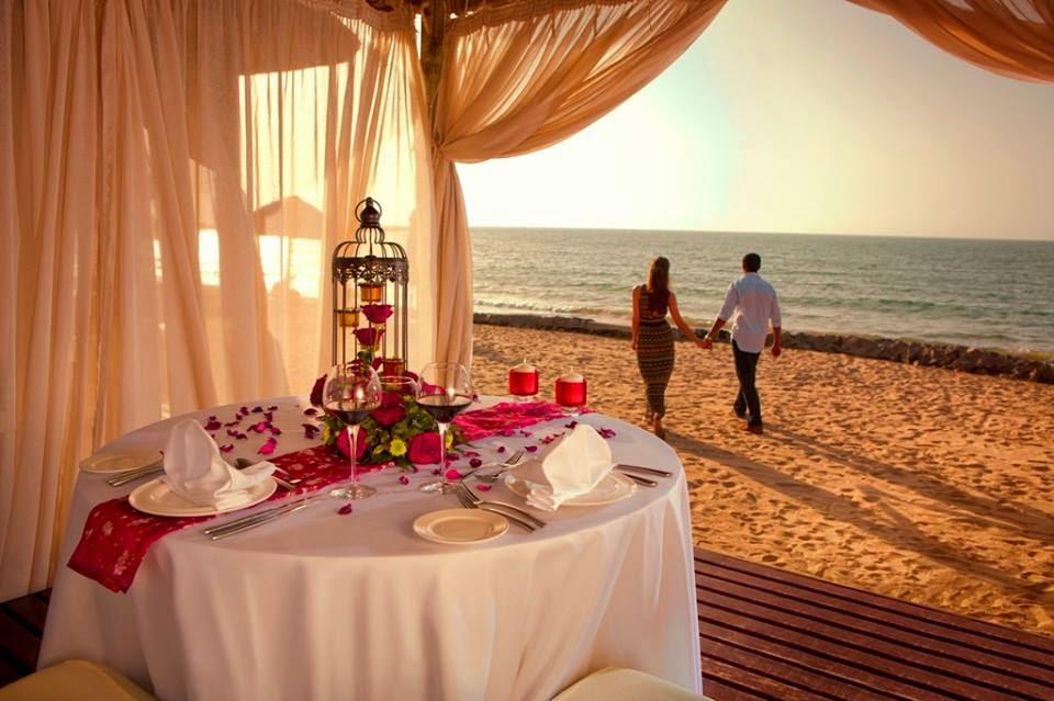 Un viaggio di nozze da sogno nell'Emirato di Ras Al Khaimah