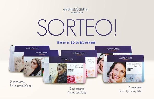 ¡SORTEO – 6 Kits de Descubrimiento de ESTIME & SENS – 6 Ganadores!