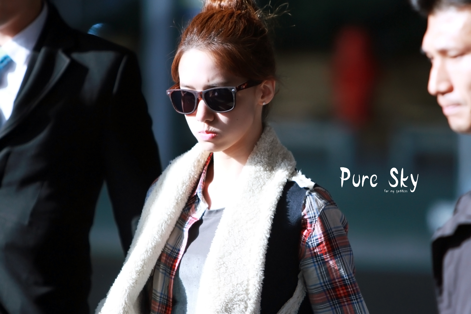아 ♥ 내 왕자님: 121126 Yoona - Incheon Airport [PureSky]