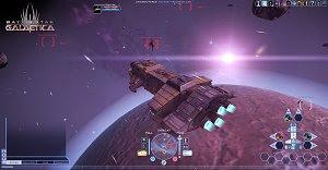 Battlestar Galactica Online free PC online game