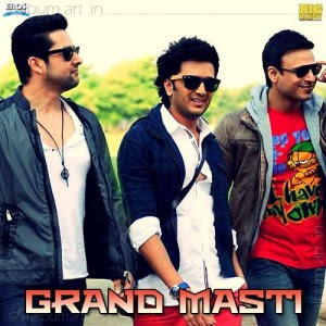 Grand Masti Hindi Movie