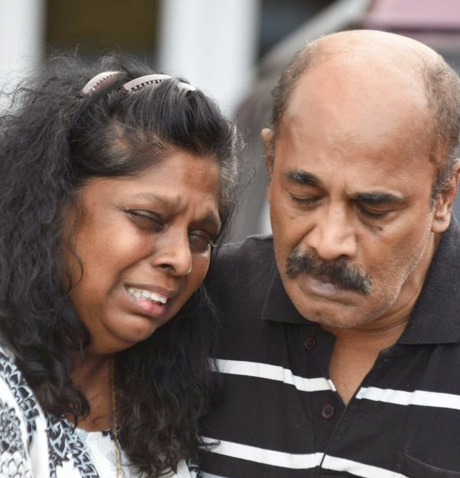 Myuran Sukumaran mother