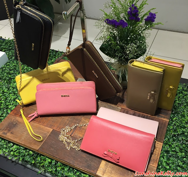 Revolution of Leather Accessories, Sembonia, wristlet, wallet, purse, clutch, The Detachable The Clutch, To The Nine, Double Accordian, The Decerptible Purse, Oversized Wristlet, Continental Wristlet