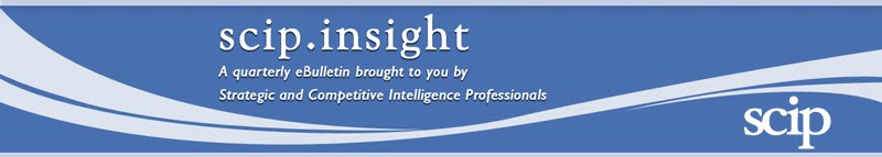 Strategic and Competitive Intelligence Professionals