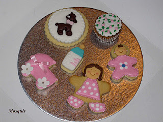 Mis galletas decoradas