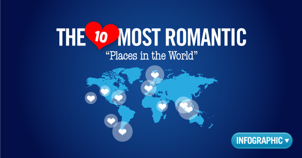 Top Most Romantic Places In The World You Must Know About This - Top 10 most romantic places on earth