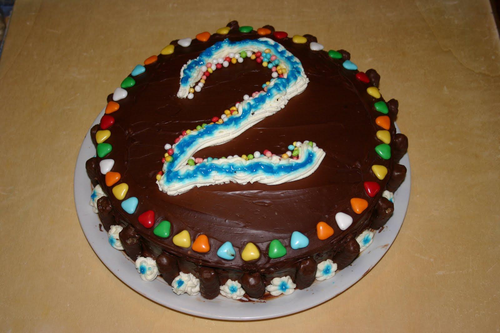Oggi cucina Manu torta di pleanno di Lorenzo