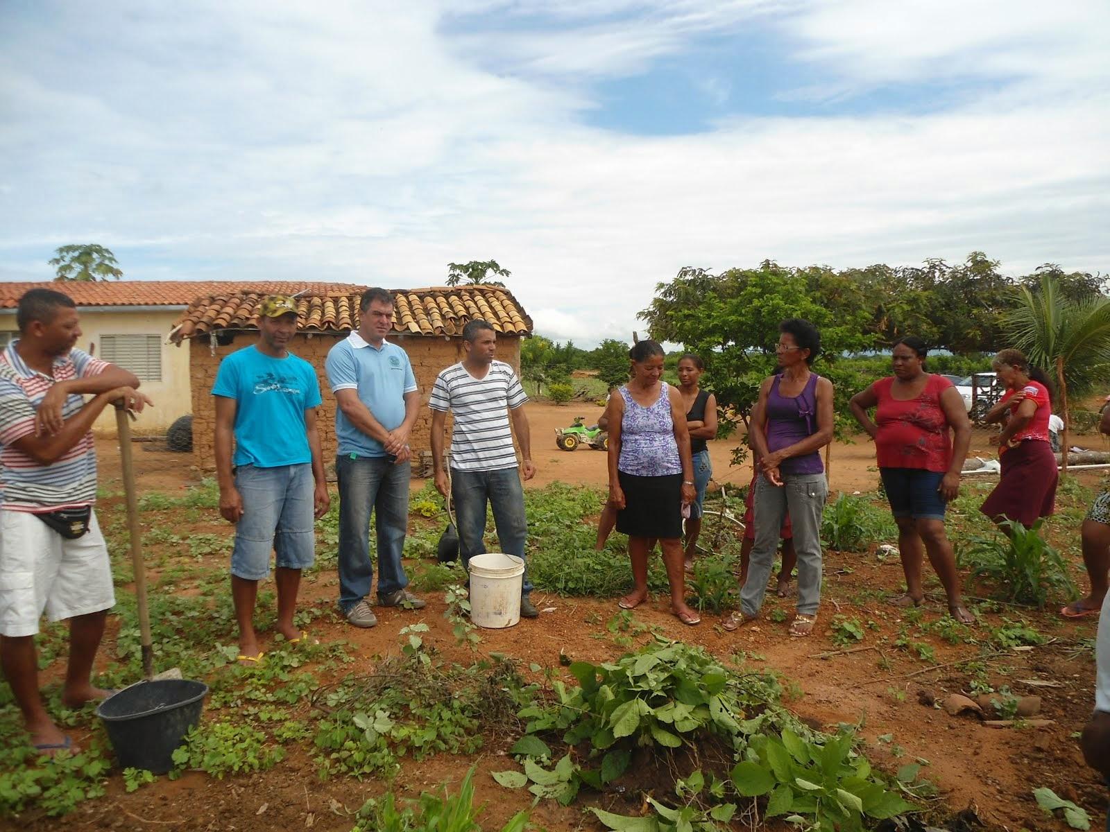 Instituto Brazil Global realiza capacitação na Comunidade de Cainana