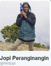 profil Jopi Peranginangin