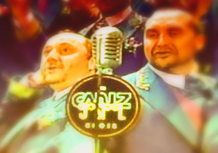 The Cádiz Gospel Choir.