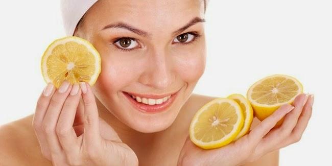 perawatan wajah secara tradisional dengan jeruk nipis