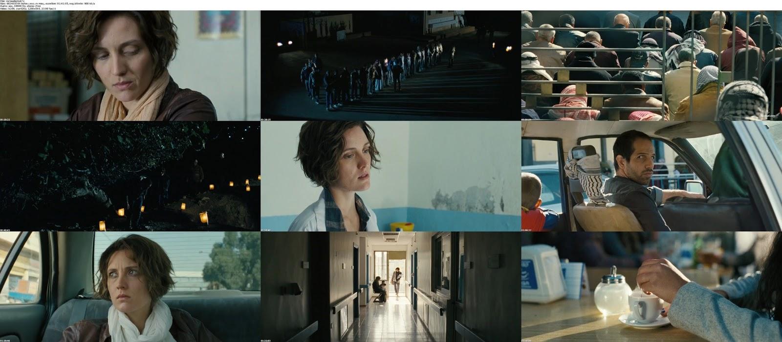 movie screenshot of Inch'Allah  fdmovie.com