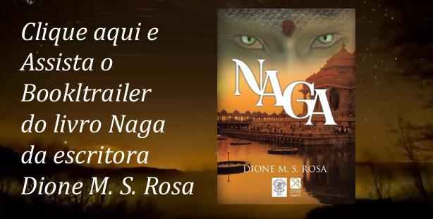 Book Trailer livro Naga