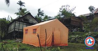 Korban Angin Puting Beliung Desa Sambori Terima Bantuan