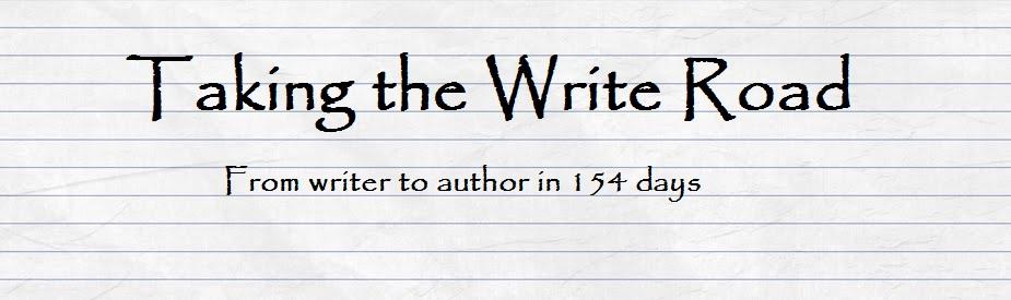 Taking the Write Road