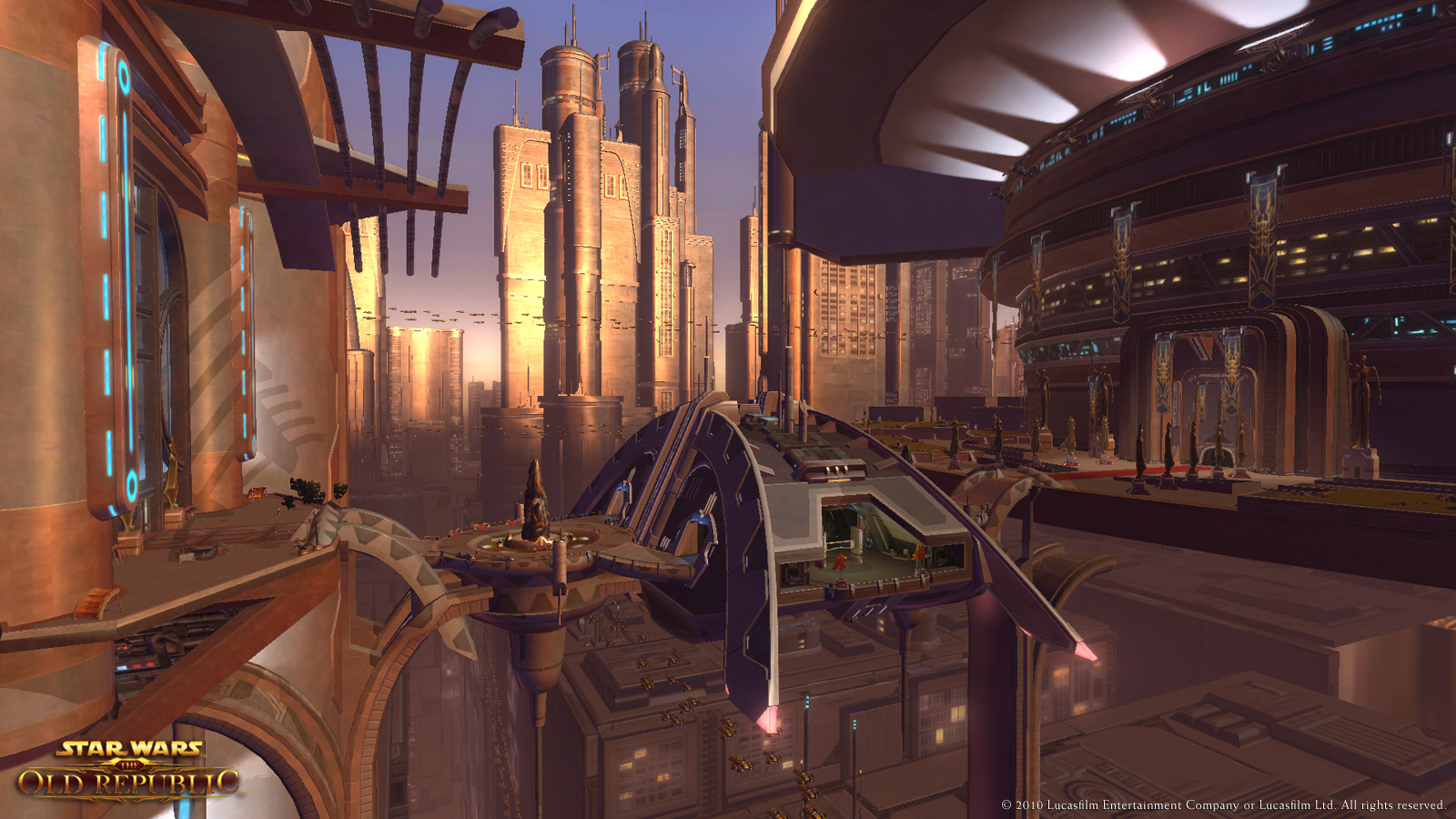 Jd S Gaming Blog Star Wars The Old Republic Patience Anticipation And Reflection On The Mmorpg Genre