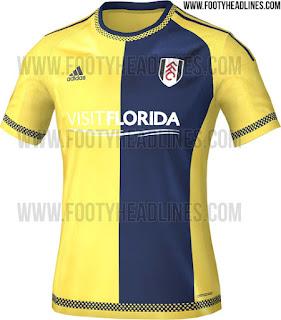 gambar desain jersey terbaru musim depan di enkosa sport toko jersey terpercaya Jersey tandang Fulham leaked terbaru musim depan 2015/2016