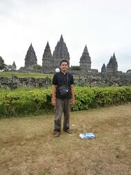 In Prambanan Temple