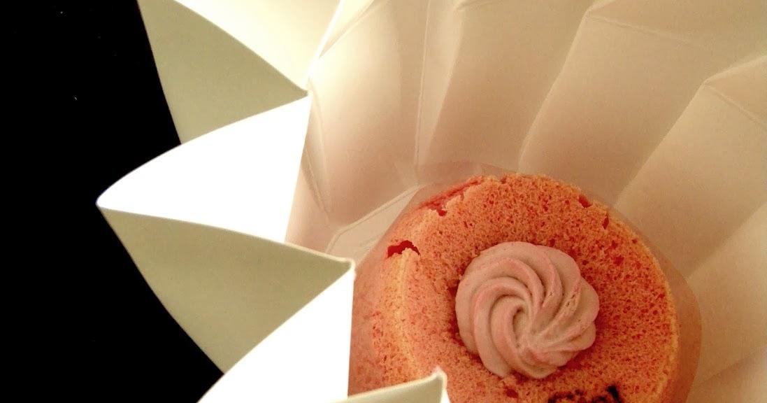 Chiffon Cake Sans Moule