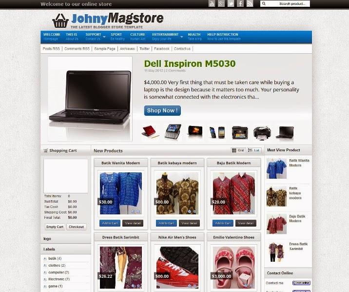 Johny Magstore